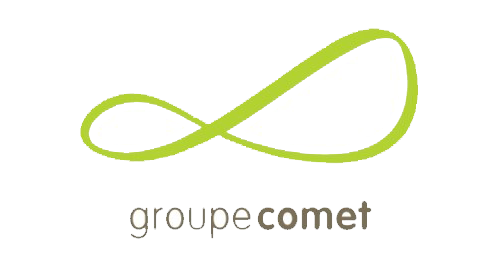 Logo Groupe Comet
